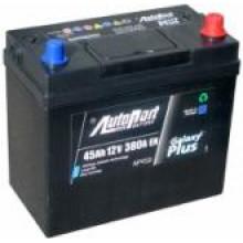 Аккумуляторная батарея AUTOPART AP450 45Ah/380A (R+) 237x127x225 mm