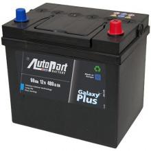 Аккумуляторная батарея AUTOPART AP480 GALAXY PLUS JAPANESE 60Ah 480A (R+) 230x170x224 mm