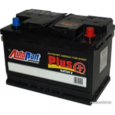 Аккумуляторная батарея AUTOPART AP600 60Ah 500A (R+) 241x175x190 mm
