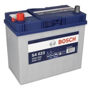 Аккумуляторная батарея BOSCH 0092S40230 BOSCH S4 Asia Silver 45 JL 330A 238X129X227