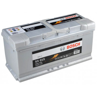 Аккумуляторная батарея BOSCH 19.5/17.9 евро 110Ah 920A 393/175/190
