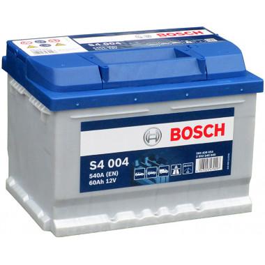 Аккумуляторная батарея BOSCH 19.5/17.9 евро 60Ah 540A 242/175/175