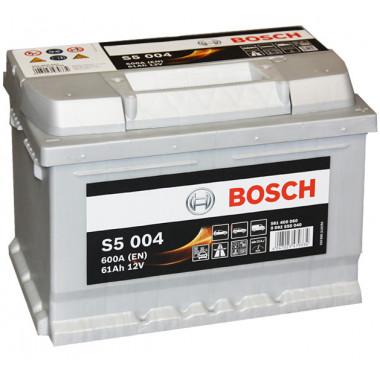 Аккумуляторная батарея BOSCH 19.5/17.9 евро 61Ah 600A 242/175/175