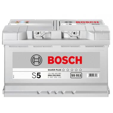 Аккумуляторная батарея BOSCH 19.5/17.9 евро 85Ah 800A 315/175/190