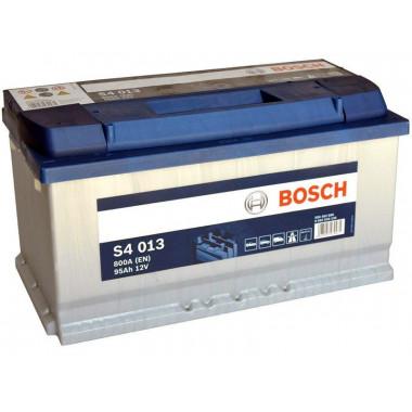 Аккумуляторная батарея BOSCH 19.5/17.9 евро 95Ah 800A 353/175/190