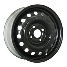 Диск колеса стальной R15 (R15x6.0/5x100/ET38 CD57.1) (TREBL)