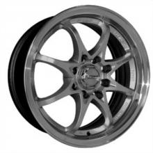 Диск колеса литой R14 (R14x6.0/8x98+100/ET35 CD73.1) (KYO WA)