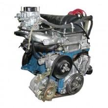 Двигатель ВАЗ 2106 в сборе (1,6л 8 клапанов карбюратор 75л.с.)