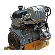 Двигатель ВАЗ 21074 в сборе (1,6л 8 клапанов инжектор 75л.с.)