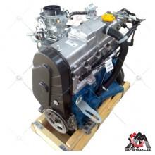 Двигатель ВАЗ 21083 в сборе (1,5л 8 клапанов карбюратор 69л.с.) без генератора