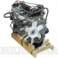 Двигатель ВАЗ 21213 (1,7л 8 клапанов карбюратор 78,9л.с.,) без генератора