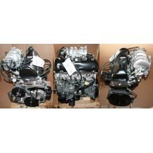 Двигатель ВАЗ 21214 (1,7л 8 клапанов инжектор 81л.с.,ЕВРО-3) без ГУР, тросовый