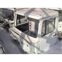 Кабина ГАЗ-3307 в металле окрашенная (двери в сборе)