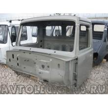 Кабина ГАЗ-3309 в мет. окр. (унифицированная для 3307,3308,3309)