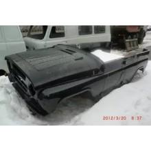 "Кузов УАЗ-31519 ""Hunter"" в мет. окраш. металлик"