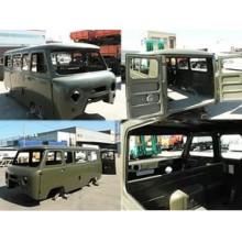 Кузов УАЗ-2206 в мет. (автобус) (под инжектор)