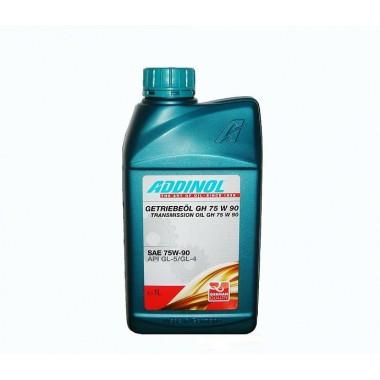 Масло трансмиссионное ADDINOL GH75W90 синтетика ( 1L) (API GL-4/GL-5)