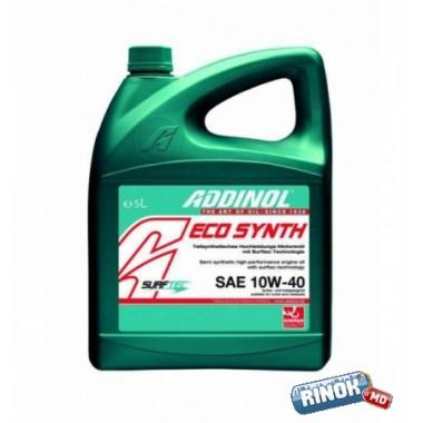 Масло моторное ADDINOL ECO SYNTH 10W40 полусинтетика ( 4L) API SL/ CF; SH/EC