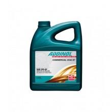 Масло моторное ADDINOL Commercial 0540E7 5W40 синтетика ( 5L) для грузовиков API Cl-4 Plus/Cl-4/CH-4/CG-4/CF-4/SL/SJ