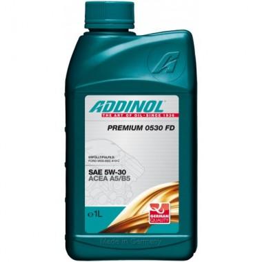 Масло моторное ADDINOL Premium 0530FD 5W30 синтетика ( 1L) ACEA A5/B5, A1/B1