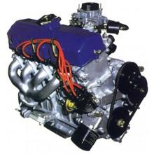 Двигатель ВАЗ 2106 в сборе (1,6л 8 клапанов карбюратор 75л.с.) без генератора