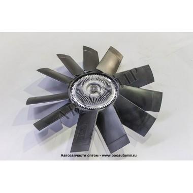 Вентилятор ГАЗ-33096, 33106, ГАЗон-Next с вязкостной муфтой Cummins ISF3.8