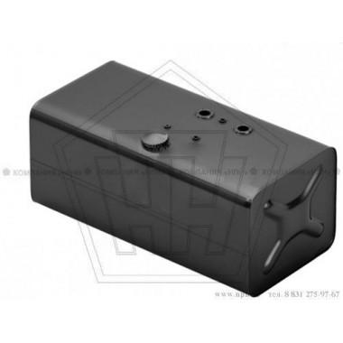 Бак топливный МАЗ 350л. (1400х600х450) без креплений (Тип D)