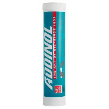 Смазка многоцелевая пластичная для подшипников с содержанием графита и молибдена.(-30° C до + 130°)