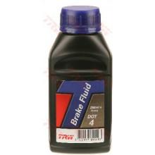 Жидкость TRW PFB425 тормозная 0.25л - DOT4 TRW BRAKE FLUID DOT4