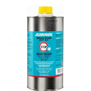 Тормозная жидкость ADDINOL Brake Fluid DOT 5.1 (1L)